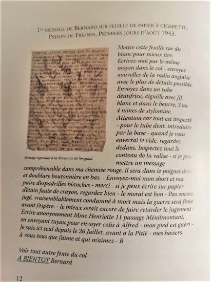 lettre fresne